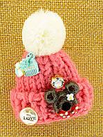 037286 Брошь 'Hanbeishi(Корея)' Ткань