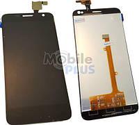 Дисплей для Alcatel One Touch 6012D, 6012X idol mini с сенсорным экраном
