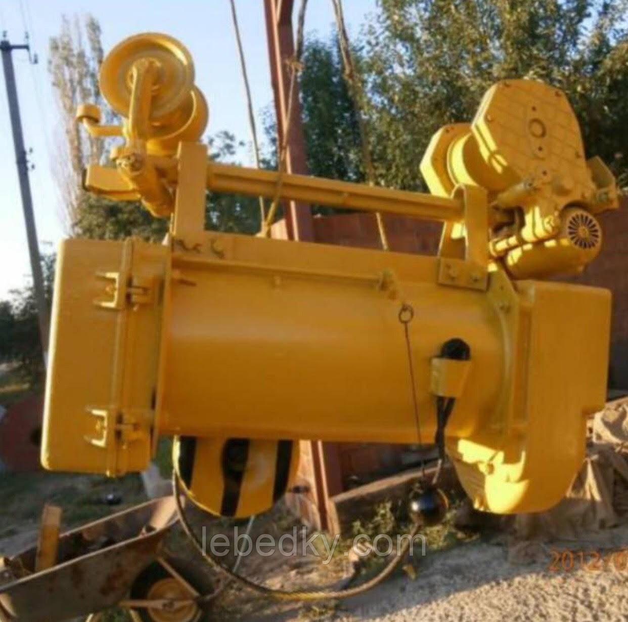 Тельферы  3,2 тонны 6 метров (Барнаул)