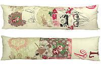 Подушка Руно Girl силиконовые шарики 40*140 арт.315.114Girl