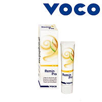 Remin Pro, крем с фтором и гидроксиапатитом для реминерализации