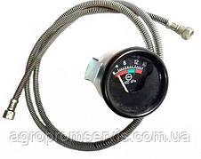 Покажчики тиску масла+трубка штуцер МТЗ мд-219 16 Атм (механічний)