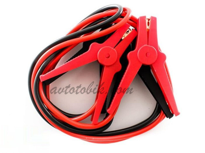 Провода прикуривания 300А -40С 2,5м Elegant PLUS
