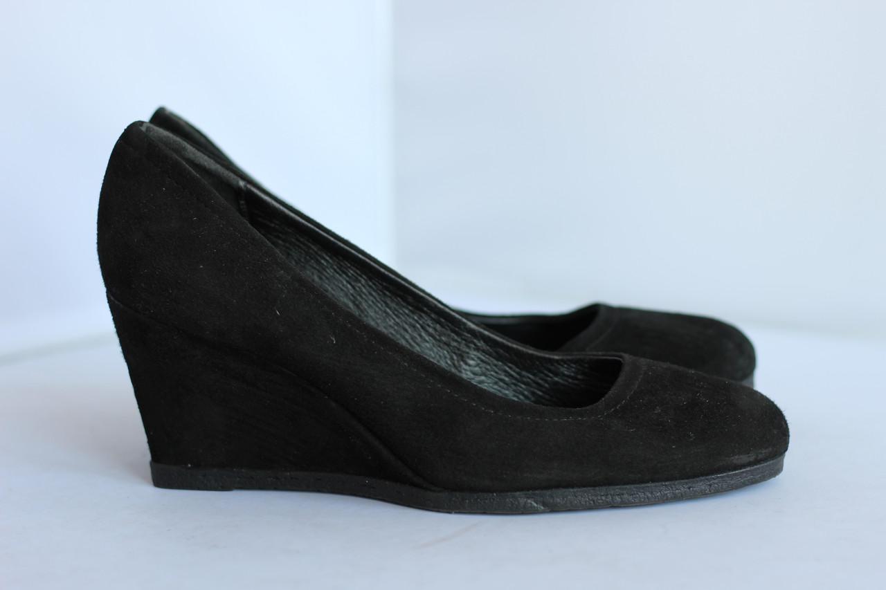 Женские замшевые туфли Minelli 37р.