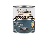 Морилка масляная VARATHANE FAST DRY для древесины состаренная синяя (Worn Navy) 0,946л
