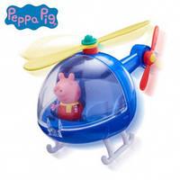 Игровой набор Peppa - ВЕРТОЛЕТ ПЕППЫ (вертолет, фигурка Пеппы)