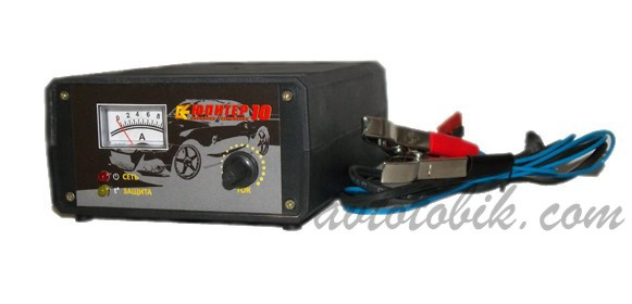 Автомобильное зарядное устройство Юпитер 10А