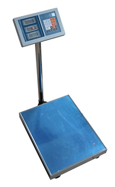 Весы товарные напольные TCS 300 кг