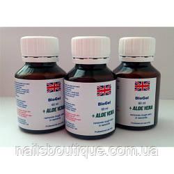 Фруктовая кислота для педикюра Bio Gel, 60 мл Стекло
