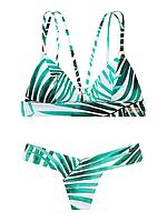Комплект белья Bonded triangle bralette + Seamless thong Victoria's Secret, фото 1