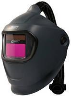 Зварювальна маска FH4 з ADF 2500V 4/9-13 та турбоблоком Proflow 2 SC 160
