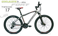 "Велосипед Fort Status DD 27,5"" Рама 17"", фото 1"