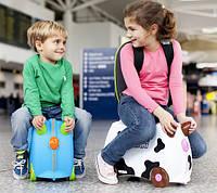 Детские чемоданы для путешествий - какой выбрать?