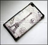 Эйфелевая башня (Paris) чехол книжка Lenovo Tab 4 7.0 Tb-7504X ультратонкий эко кожаный, фото 6
