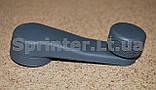 Ручка стеклоподьемника AUTOTECHTEILE MB 609 (сіра), фото 2