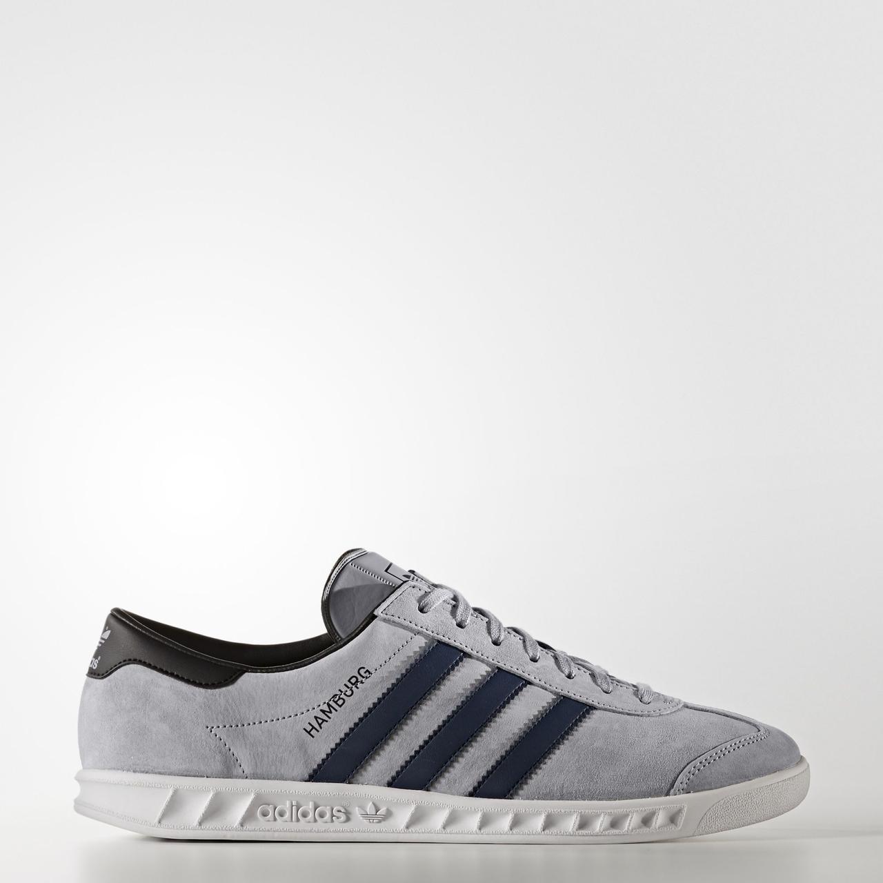 bb4601164f011c Кроссовки Adidas Hamburg