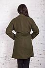 Кашемировое женское пальто AMAZONKA весна 2018 - (рр-80), фото 7