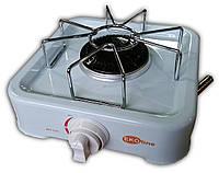Настільна газова плита на  1 конфорку