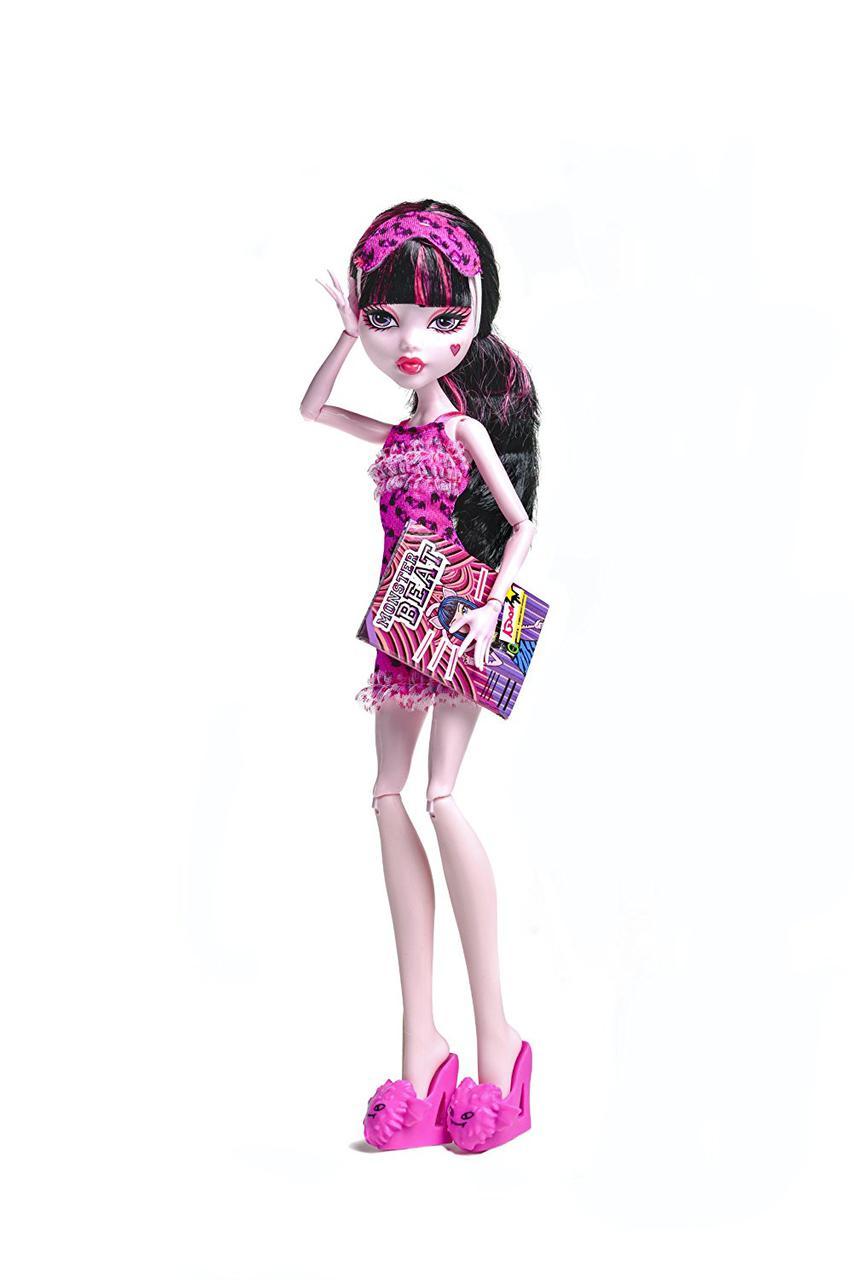 Дракулаура Пижамная вечеринка Кукла Монстер Хай Monster High Dead Tired Draculaura Doll