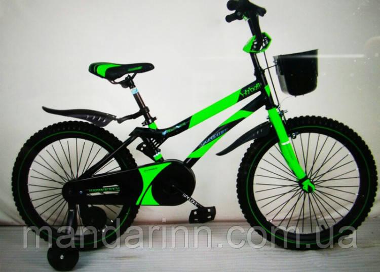 """Дитячий велосипед """"HAMMER-20"""" S500 20 д."""