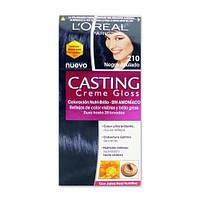 Краска для волос L'OREAL Casting 210 Чёрный перламутровый