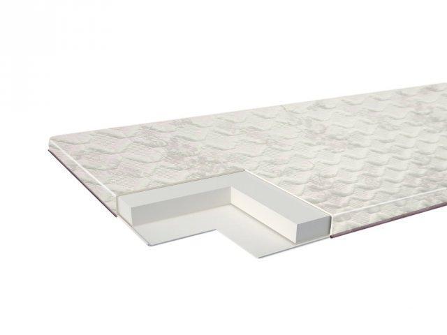 Тонкий матрас Uno Топпер Top-L 80x190 см (48754)