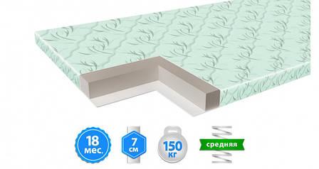 Тонкий матрас ComFort Топпер ComFort Классик 160x200 см (24684), фото 2