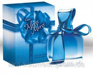 Туалетная вода женская Merci Merci Cool 50 мл Delta Parfum