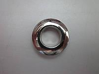 Люверс на винтах 26 х 14 мм никель, фото 1