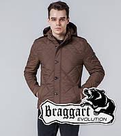Braggart 1268   Ветровка мужская коричневый