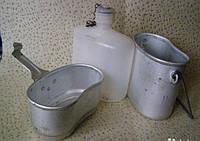 Фляга-котелок ВДВ СССР (фляга пластиковая)