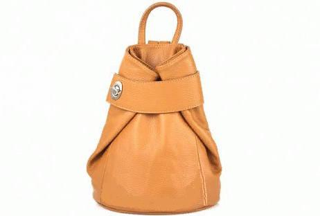 Рюкзак кожаный Латиша. Италия