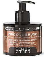 Маска тонирующая COLOR UP (шоколадная) Echosline 250 мл