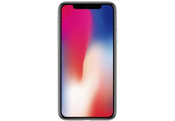 Apple iPhone X 256 GB Silver