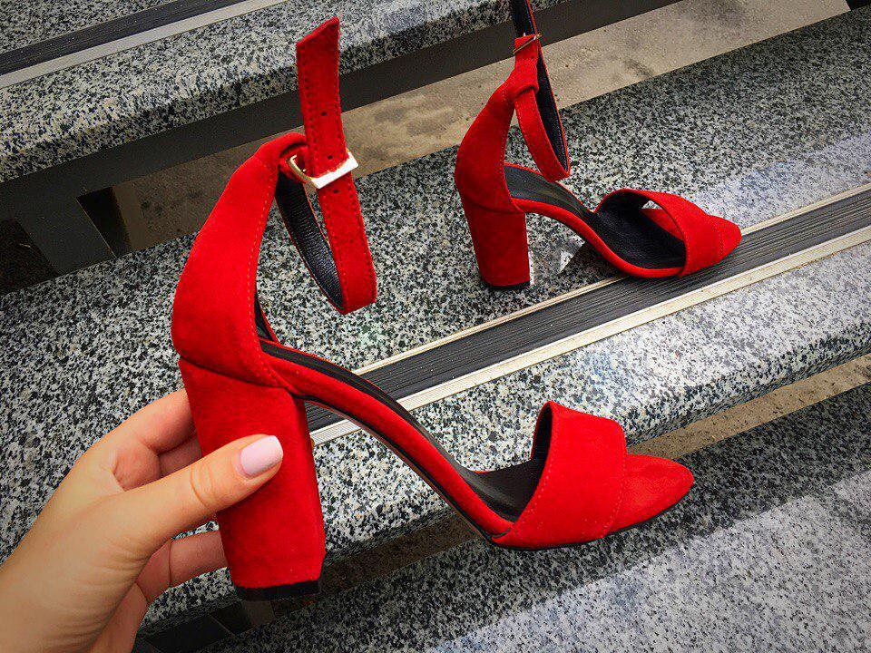 c6bf15f7 Красивые женские замшевые босоножки марсала туфли каблук 10 см весна лето  осень классика, ...