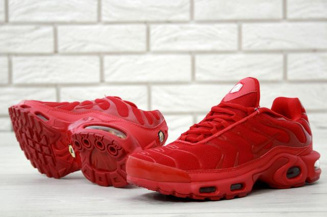 Nike Air Max TN Plus Ultra Red
