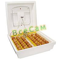 Бытовой инкубатор для яиц ИБМ-30-А с автоматическим переворотом, фото 1