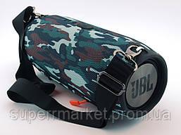 JBL XTREME (540) 40W копия, Bluetooth колонка с FM MP3, камуфляжная, фото 2