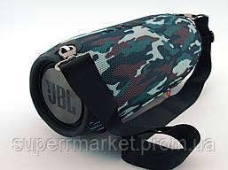 JBL XTREME (540) 40W копия, Bluetooth колонка с FM MP3, камуфляжная, фото 3