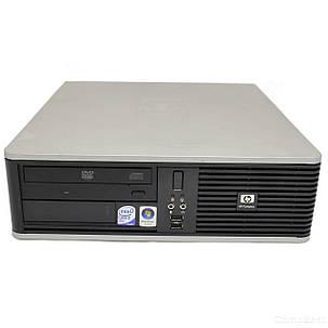 Hewlett-Packard DC7800 SFF / Intel Pentium Dual-Core E2160 (2 ядра по 1.8GHz) / 2GB DDR2 / 160GB HDD, фото 2