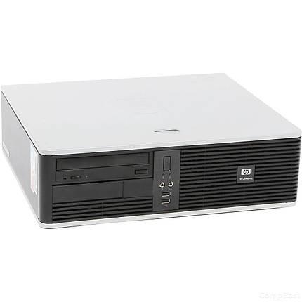 Hewlett-Packard DC5850 Desktop / AMD Athlon 5000b (2 ядра по 2.6GHz) / 4GB DDR2 / 160GB HDD, фото 2