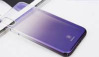 Накладка Baseus Glaze Series iPhone Х / XS (Violet)