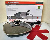 Сковорода гриль  Vissner VS 7570-28, фото 1