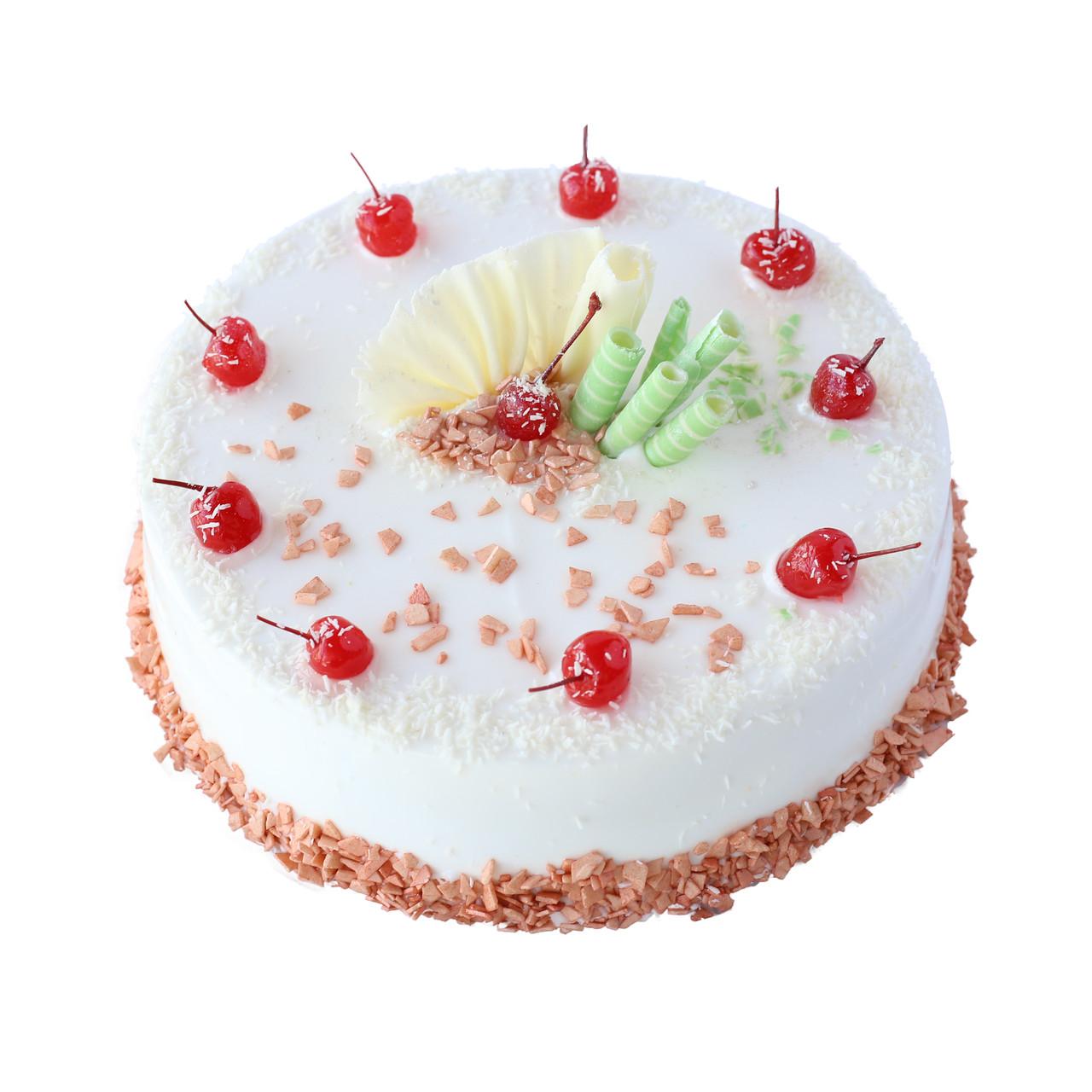 Торт Цветок Вишни