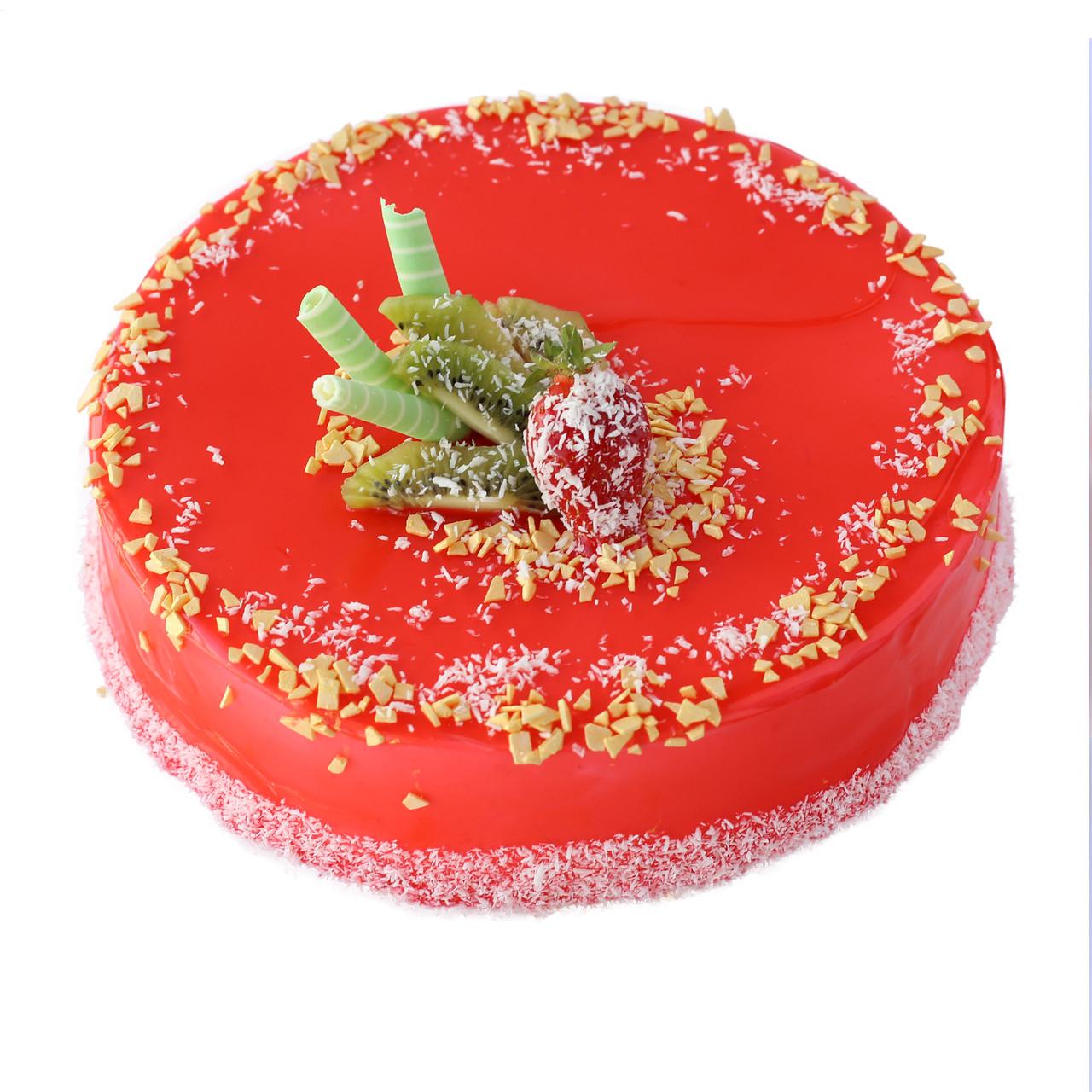 Торт Йогуртова казка