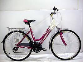 """Дорожный велосипед Azimut City """"26x358"""". Распродажа! Оптом и в розницу!"""