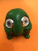 Декоративный Садовый светильник на солнечной батарее CAB83 Черепаха, фото 1