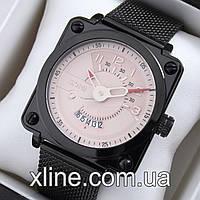 Мужские наручные часы Skmei 9172 WR30M на металлическом браслете