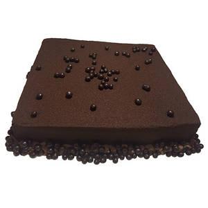 Торт Брауни бельгийский черный шоколад