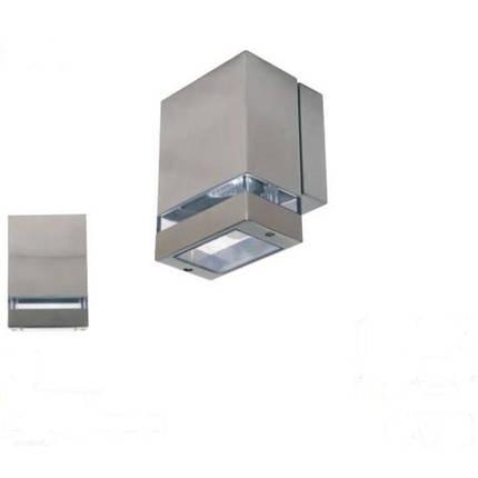 Фасадный уличный светильник Horoz HL246 GU10 IP44 Код.58724, фото 2